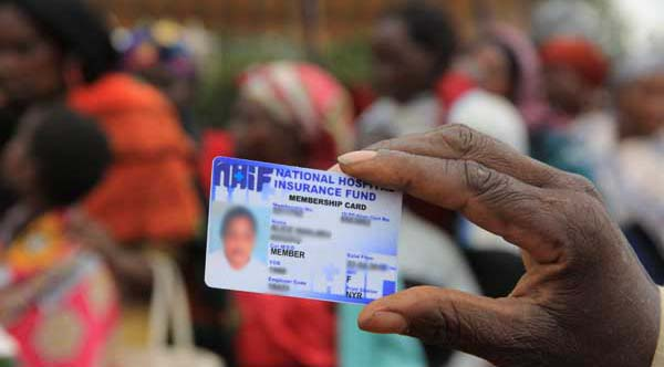 NSSF & NHIF Payments