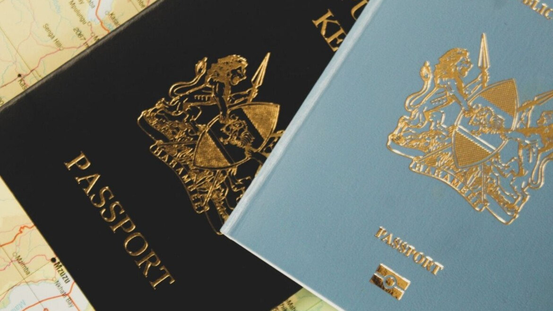 Passports Application